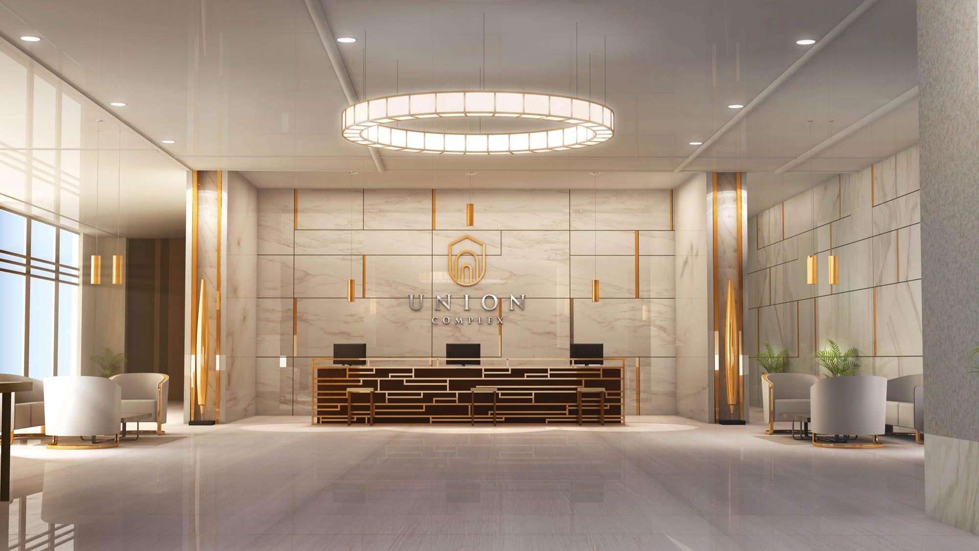 Reception in Union complex