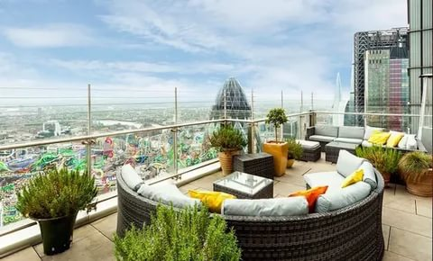 Union Complex Apartments a Perfect Example of utilising Rooftop for Leisure Activities
